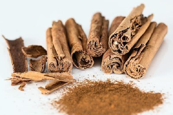 Cinnamon improves blood sugar control